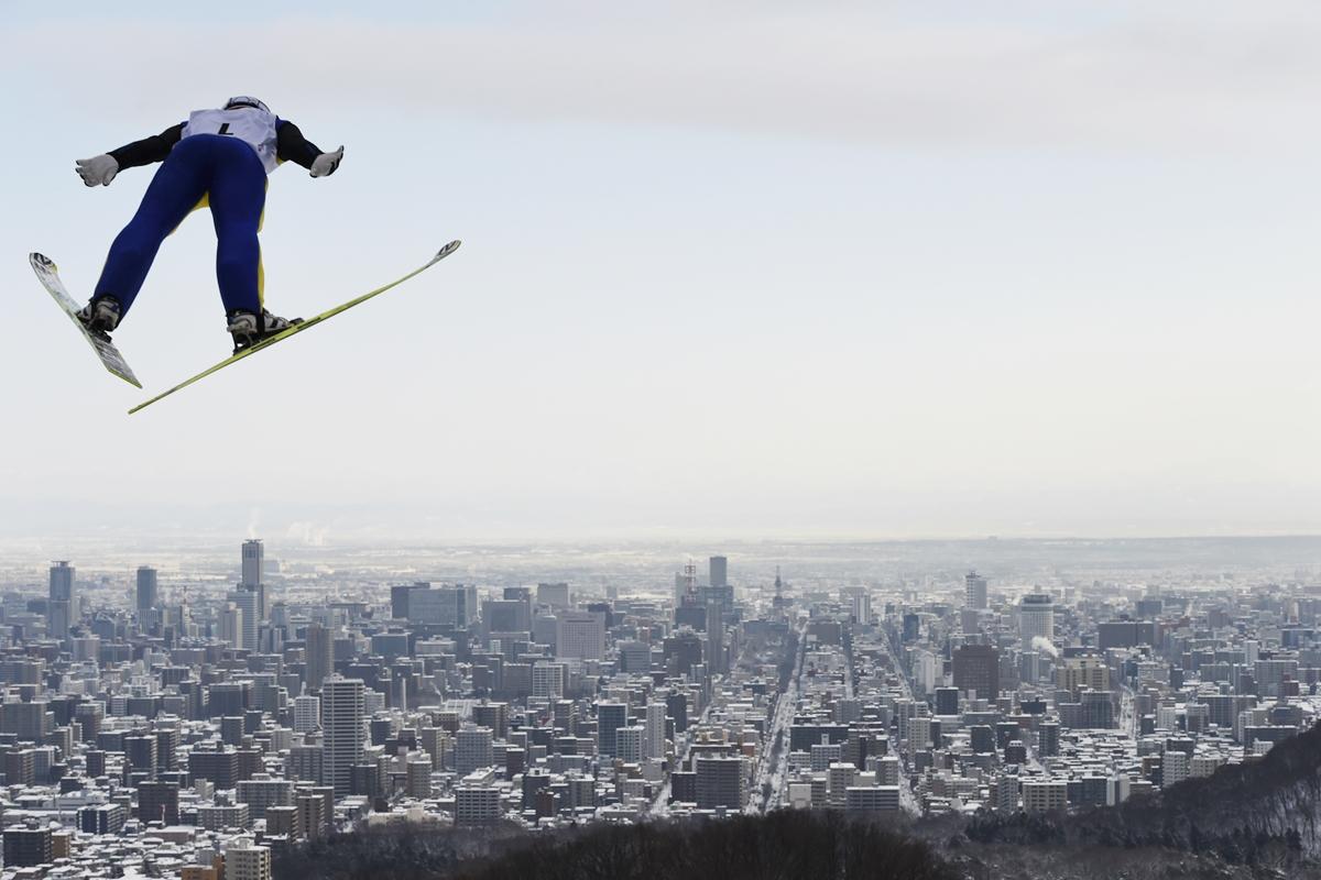 日の丸飛行隊 スキーブーム
