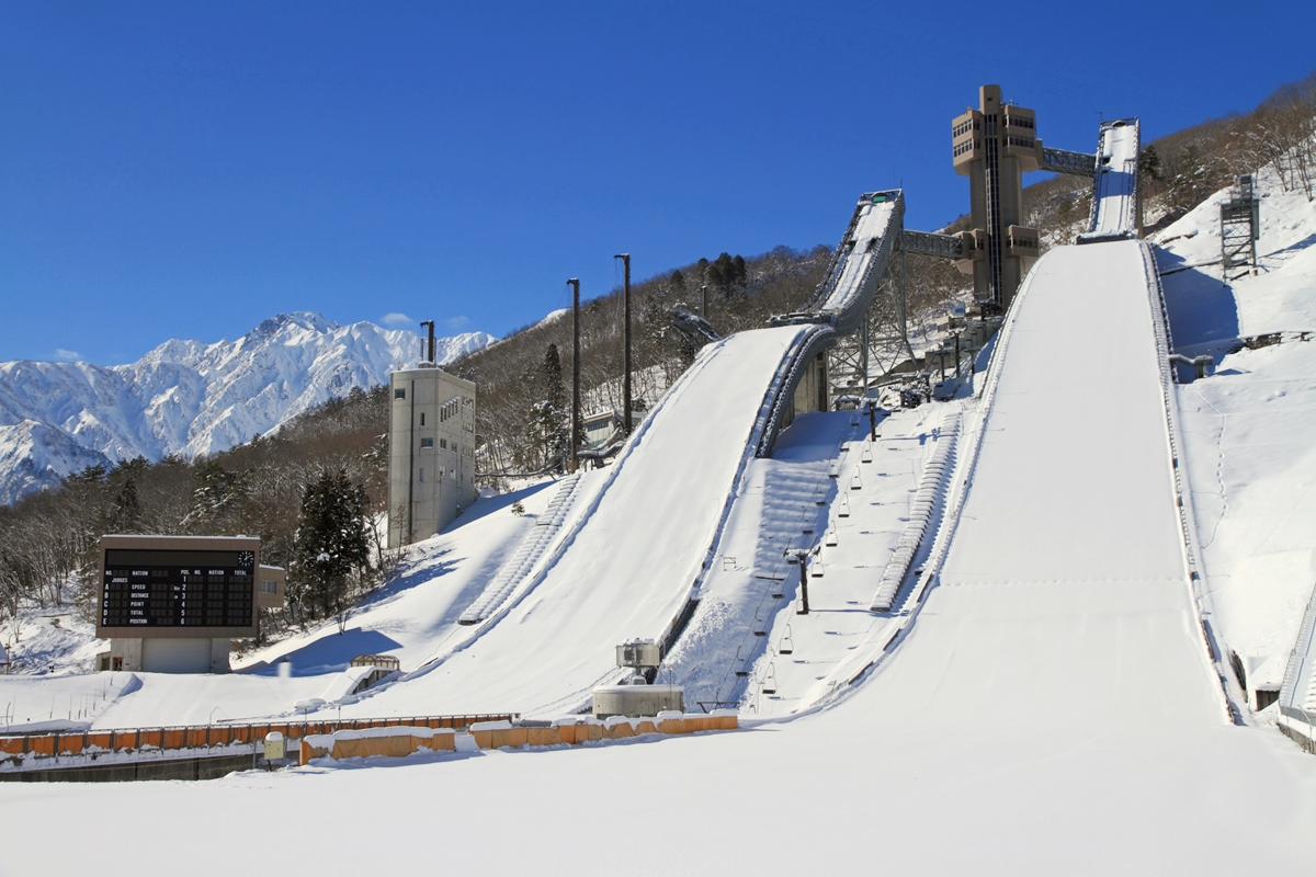 白馬 スキーブーム