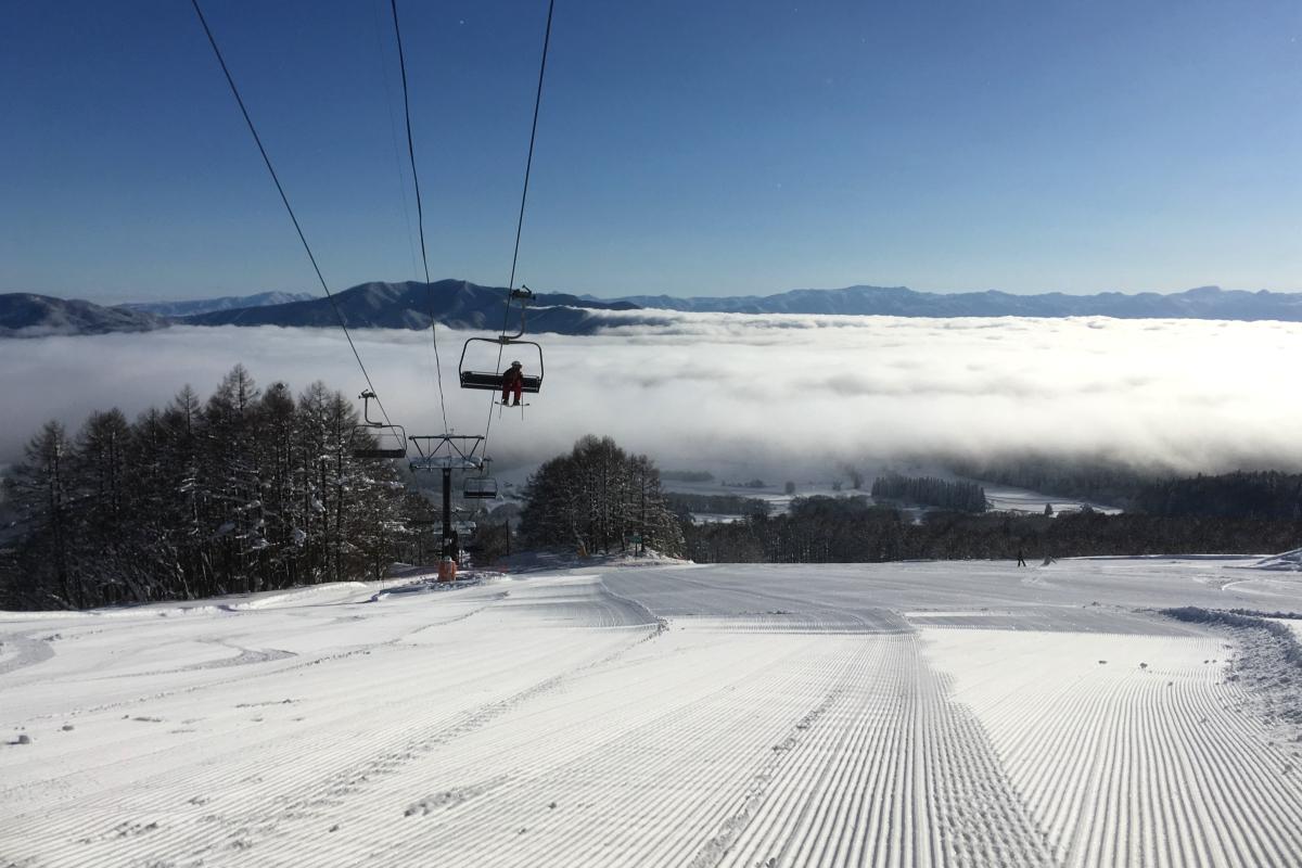 スキー&スノーボードの準備
