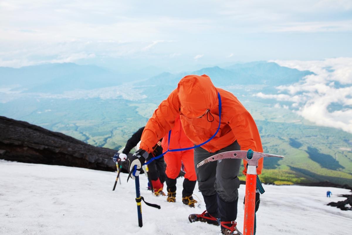アイテム 雪山登山ツアー
