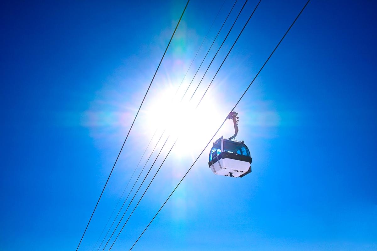 晴天 スノーリゾート・スキー産業