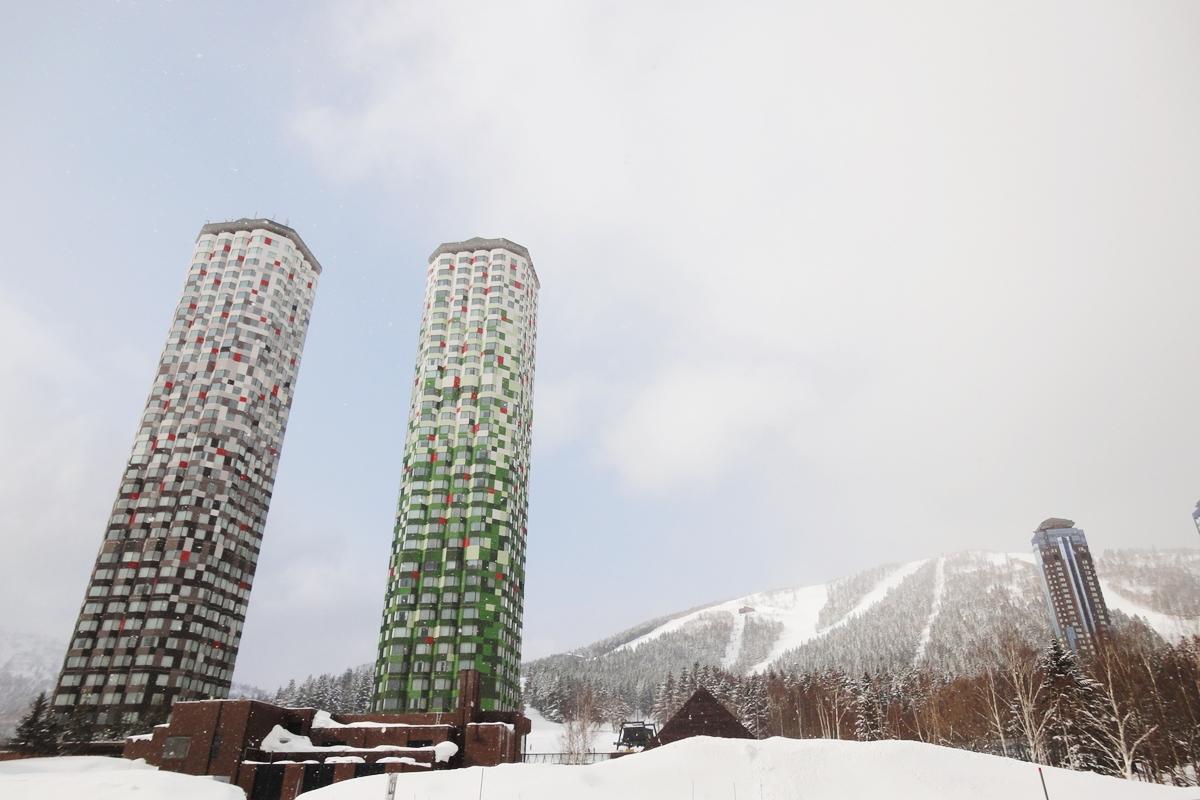 リゾート開発 スキーブーム
