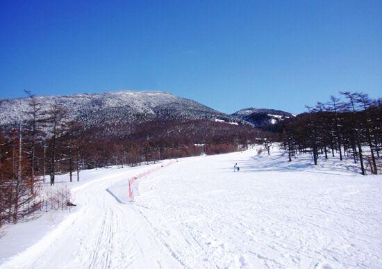 関東・甲信越のスキー場