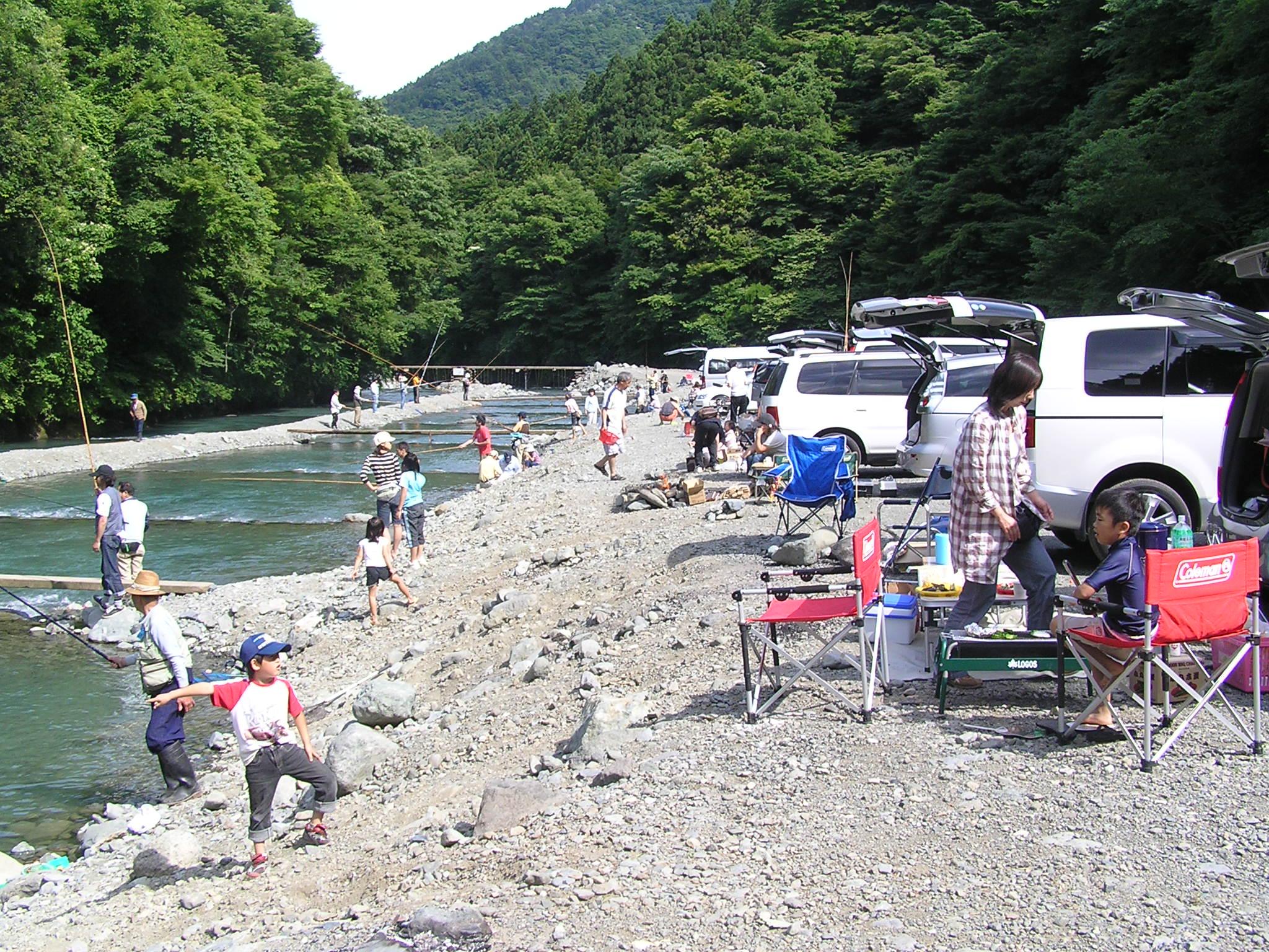 管理釣り場 東京