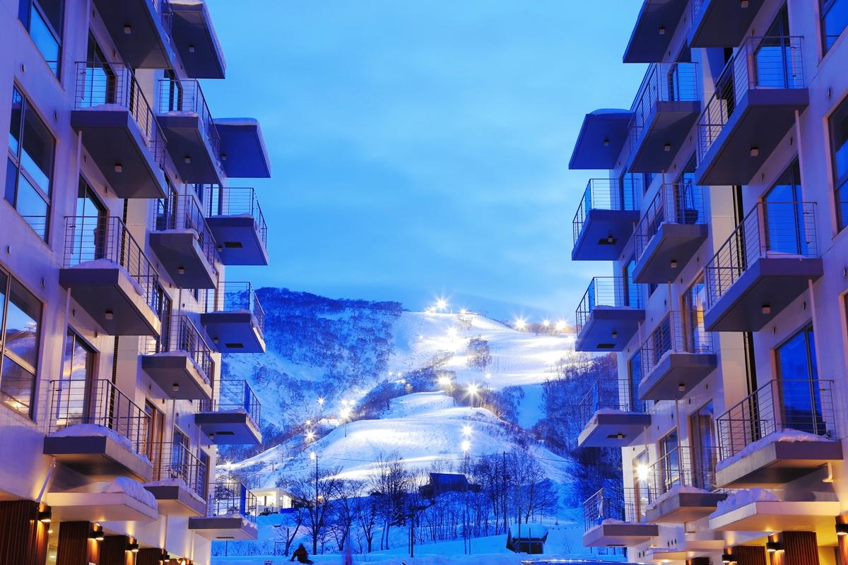 リゾートホテル スキーブーム
