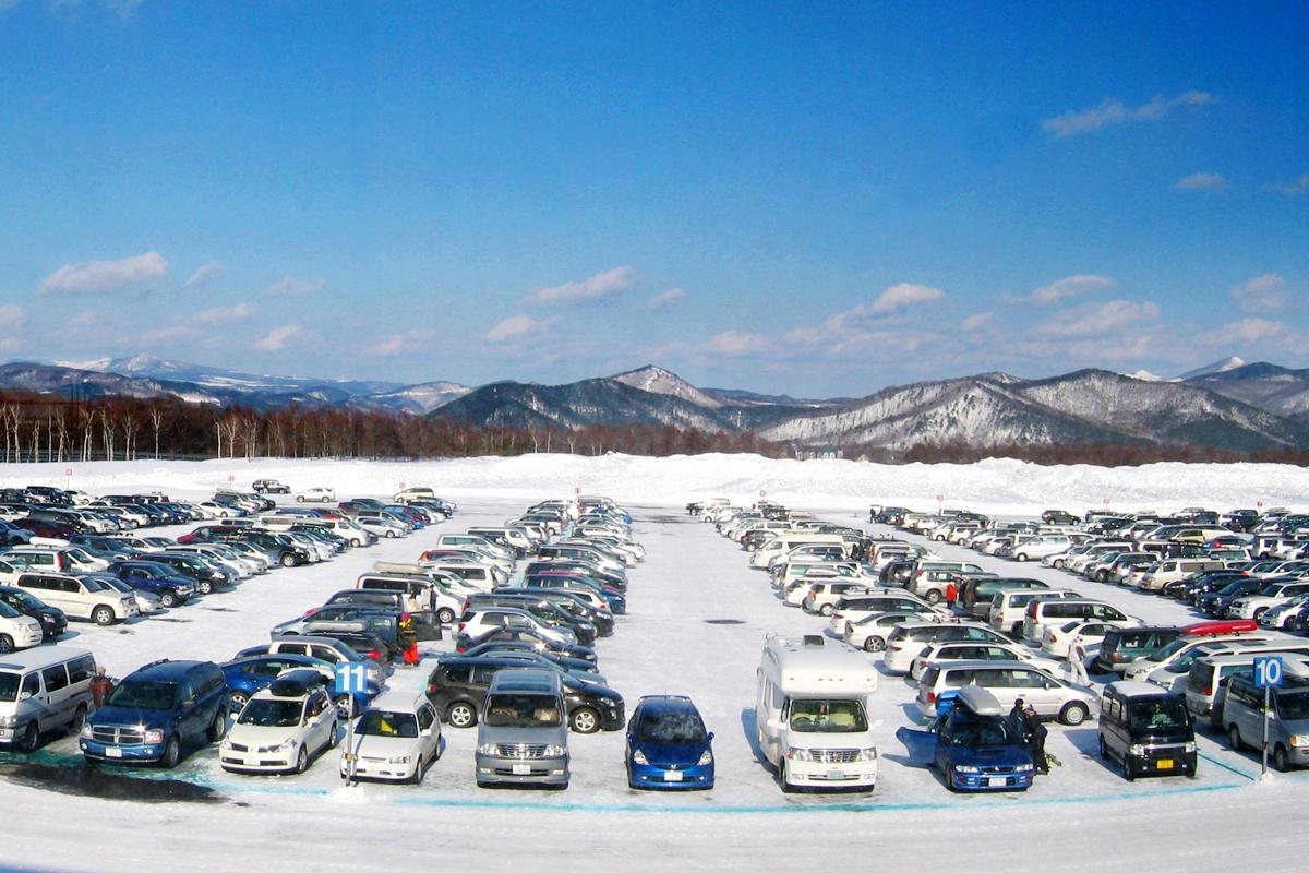 混雑 スノーリゾート・スキー産業