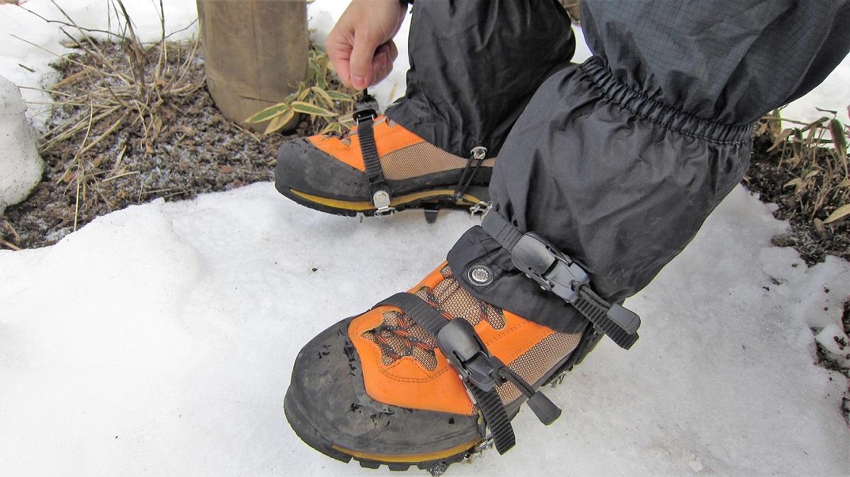 雪山登山 装備