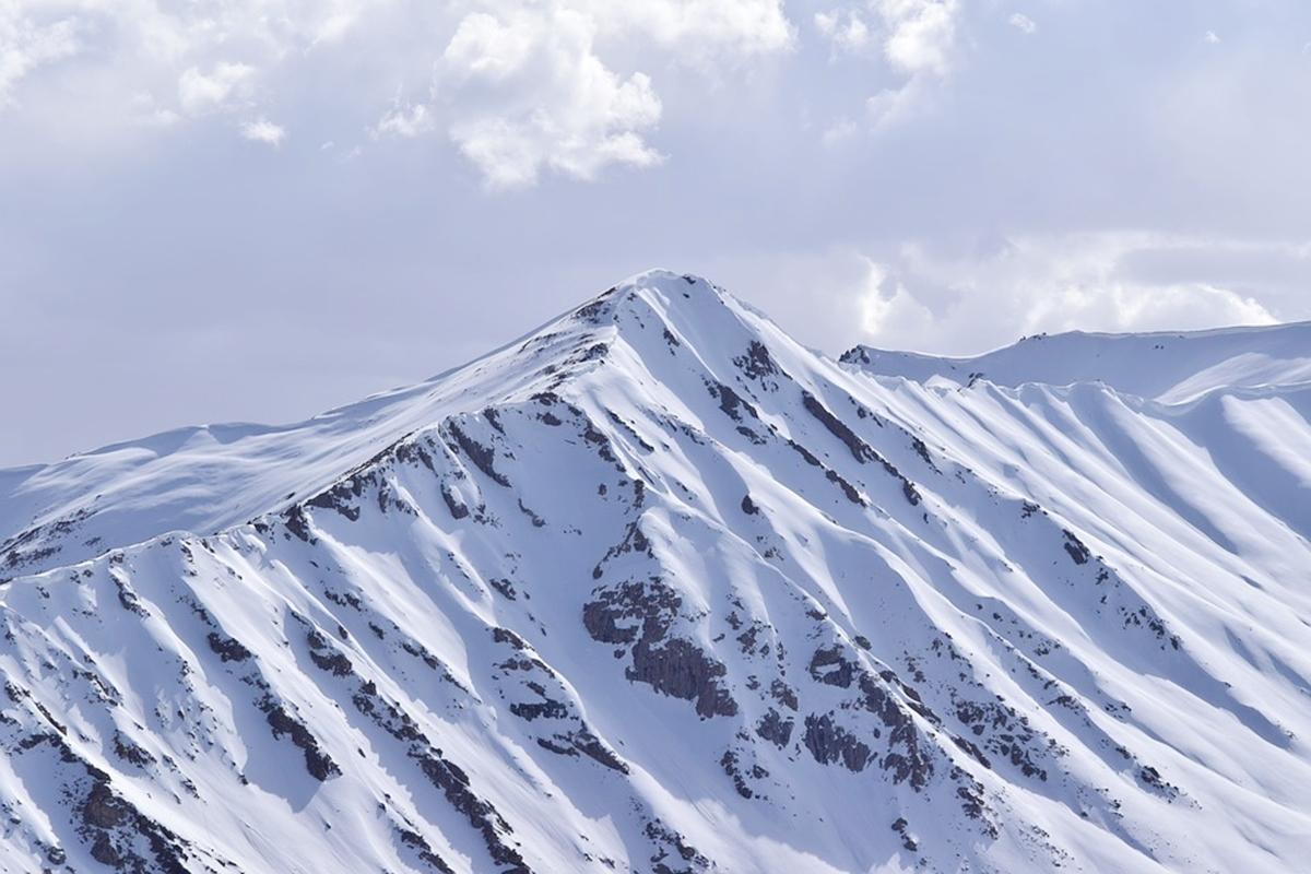 雪山登山ツアー