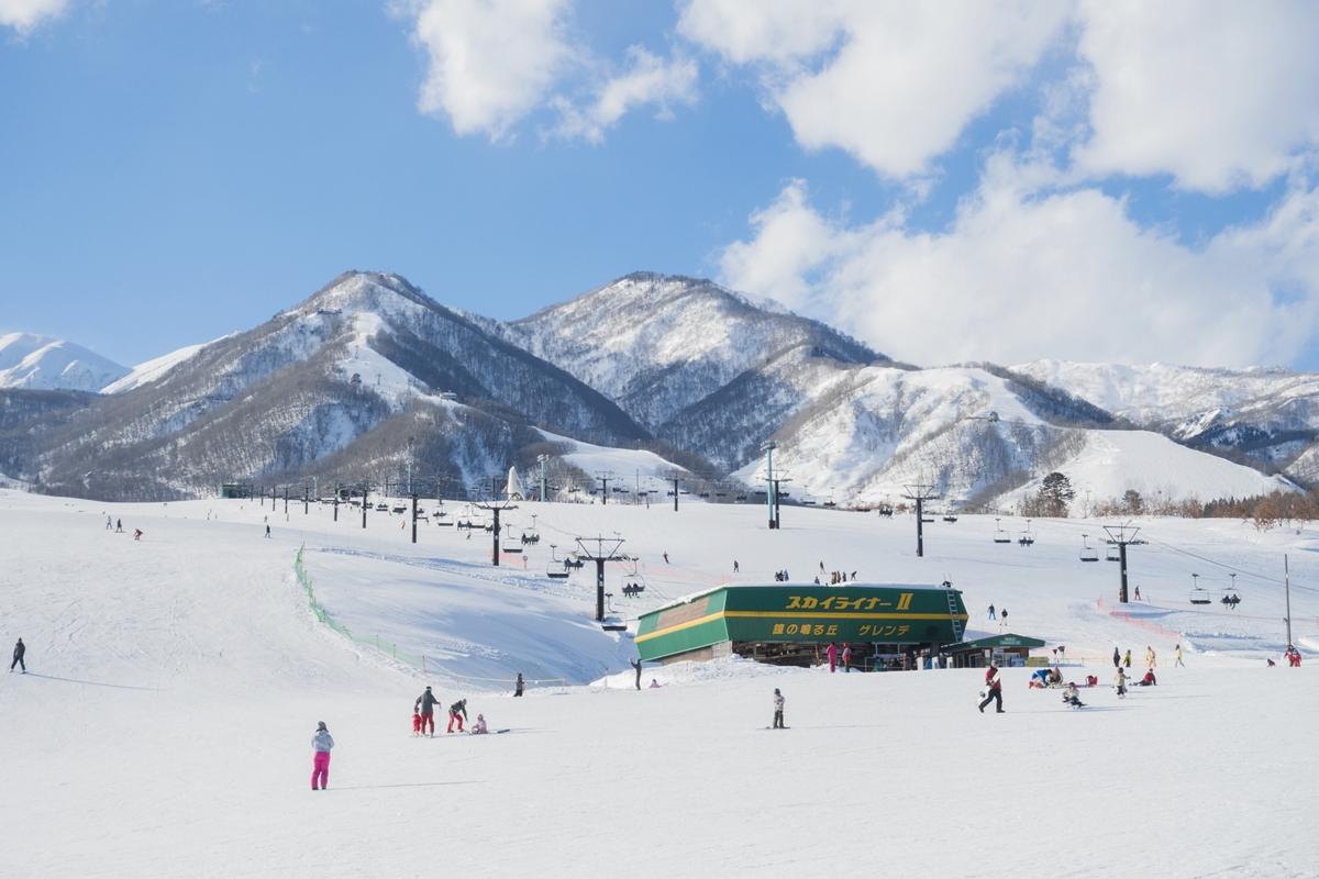 スキー場 スノーリゾート・スキー産業