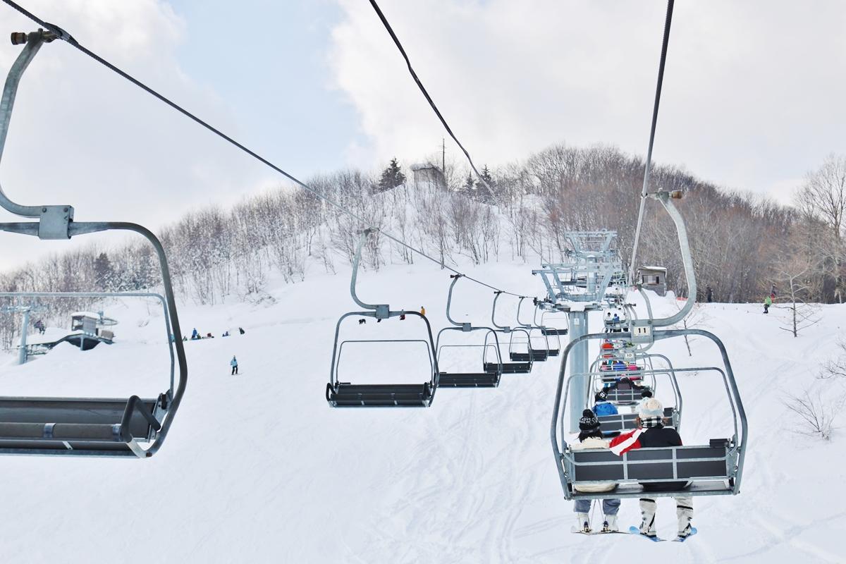 集客 スノーリゾート・スキー産業