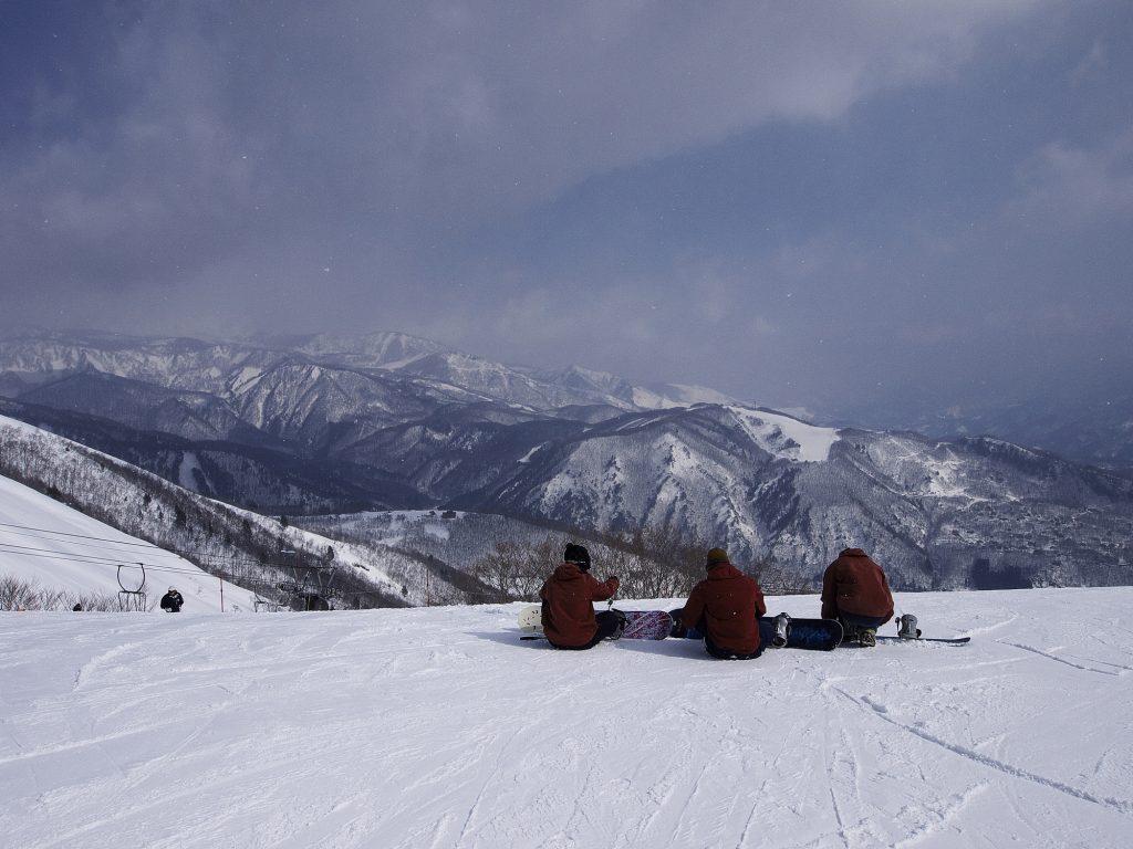 スノーボードの安全対策&知識
