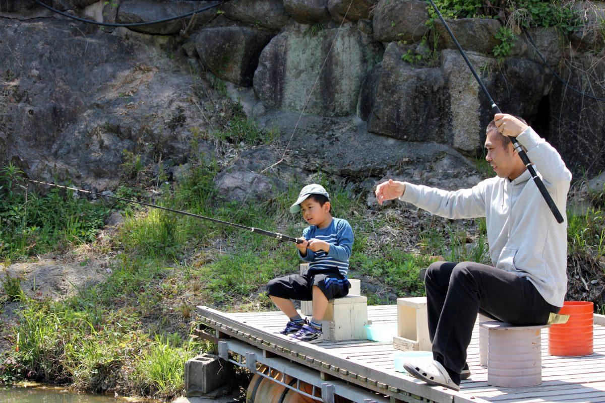 ファミリーで出かけよう♪子どもと一緒に楽しめる管理釣り場【関東編】