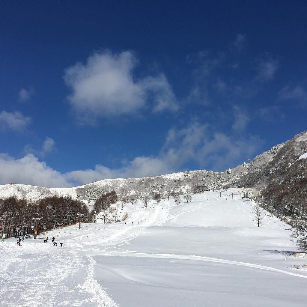 場 御在所 スキー