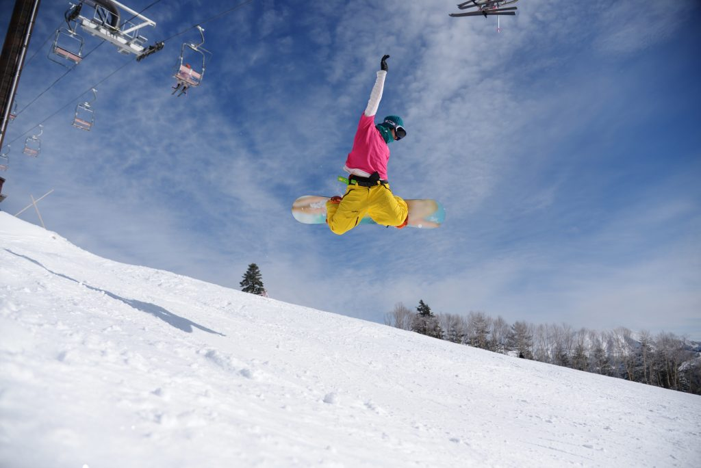 スキー&スノーボードの計画