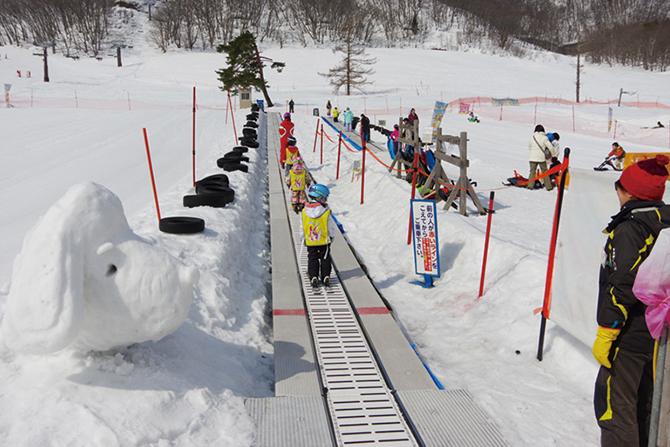 スキースノーボードレッスン
