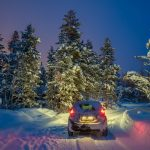 基礎知識編♪今年は車でスキー&スノボに行くなら必見!安全な雪道ドライブの為に♪