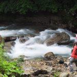 【渓流フライガール】渓流釣りのいまどきファッション事情