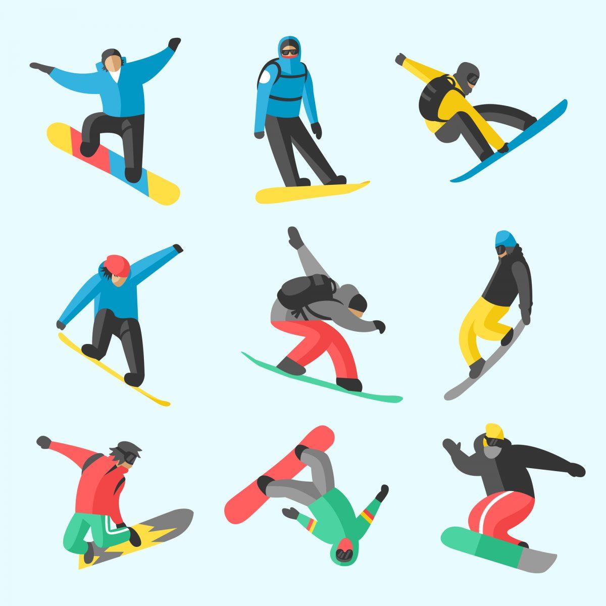 スノーボードの楽しみ方!滑り方のジャンルとパーク内のマナーについて♪