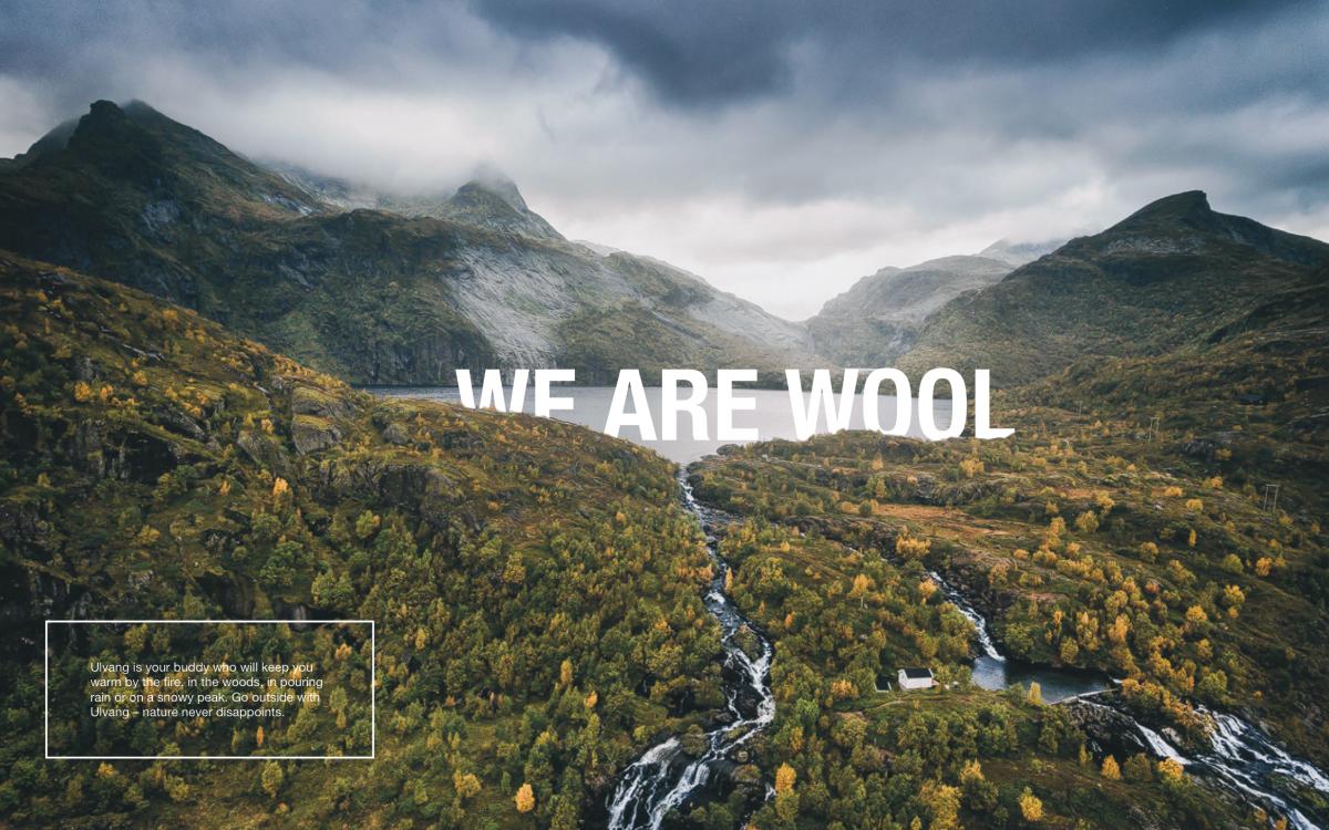 ノルウェーのトップアスリートがプロデュースするRAVセーターで有名なウールブランド「Ulvang ウルバン」って知ってる?