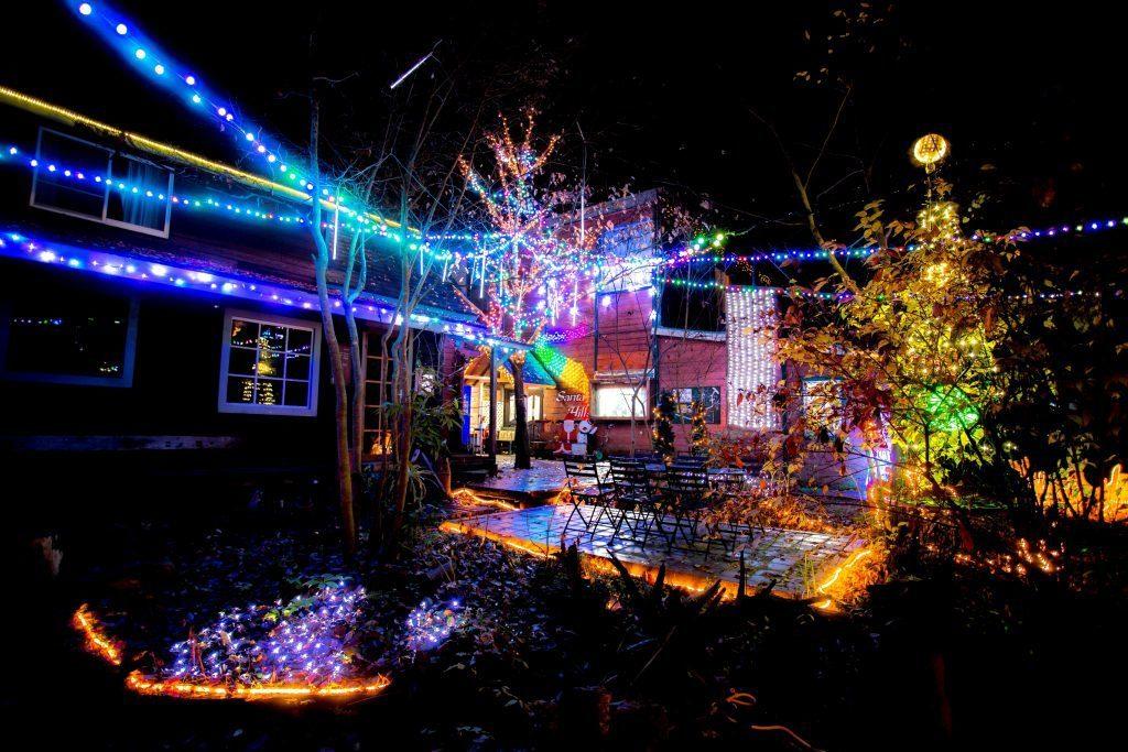 クリスマスキャンプ 関東