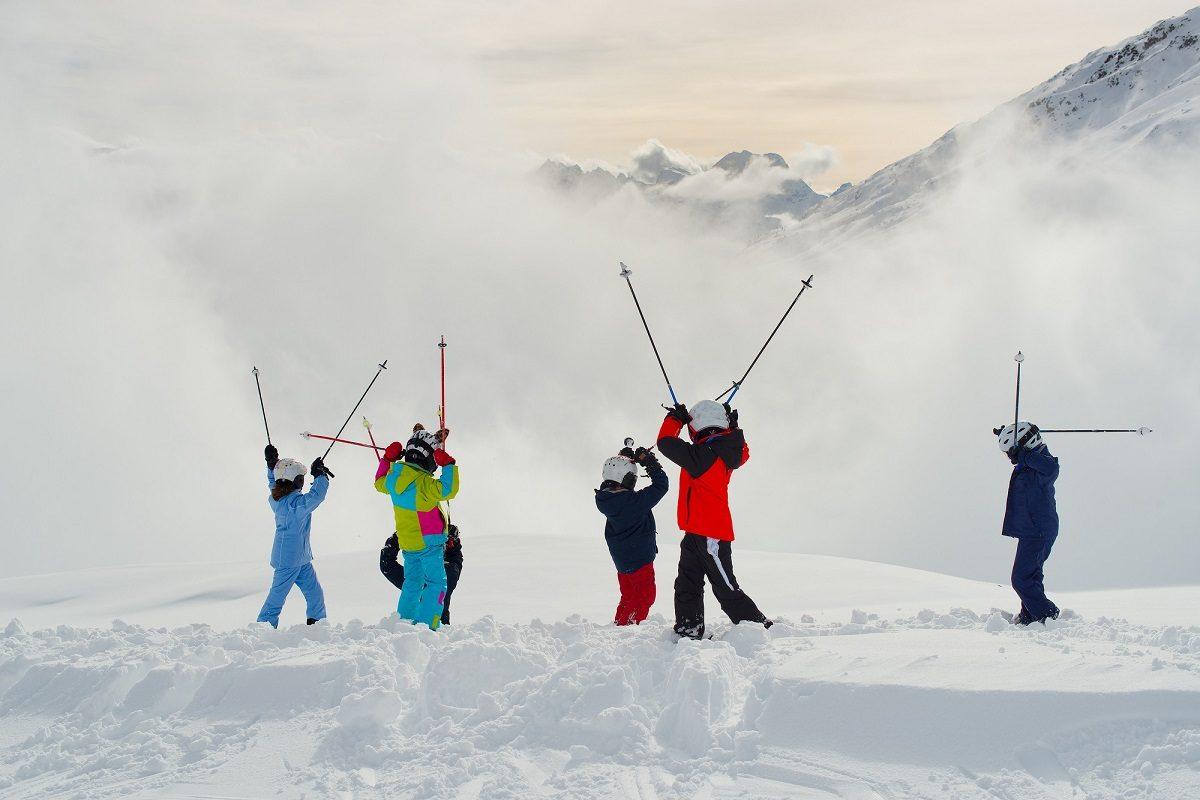 ジュニアスキー検定とは!?目標に挑戦すると子どもはもっとスキーを好きになる!