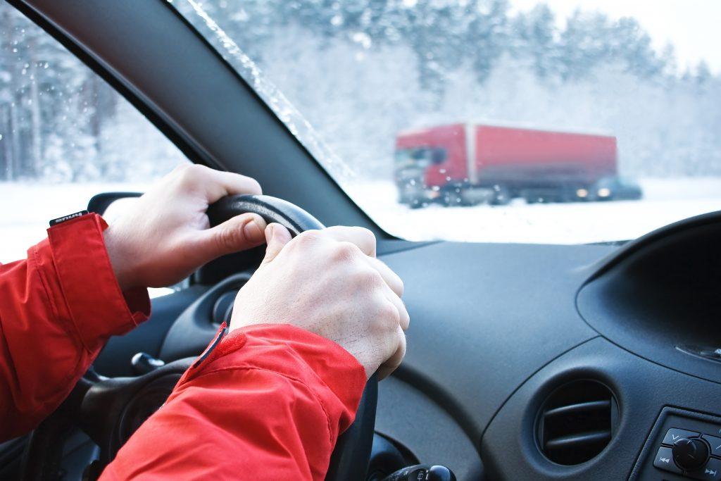 雪道ドライブテクニック