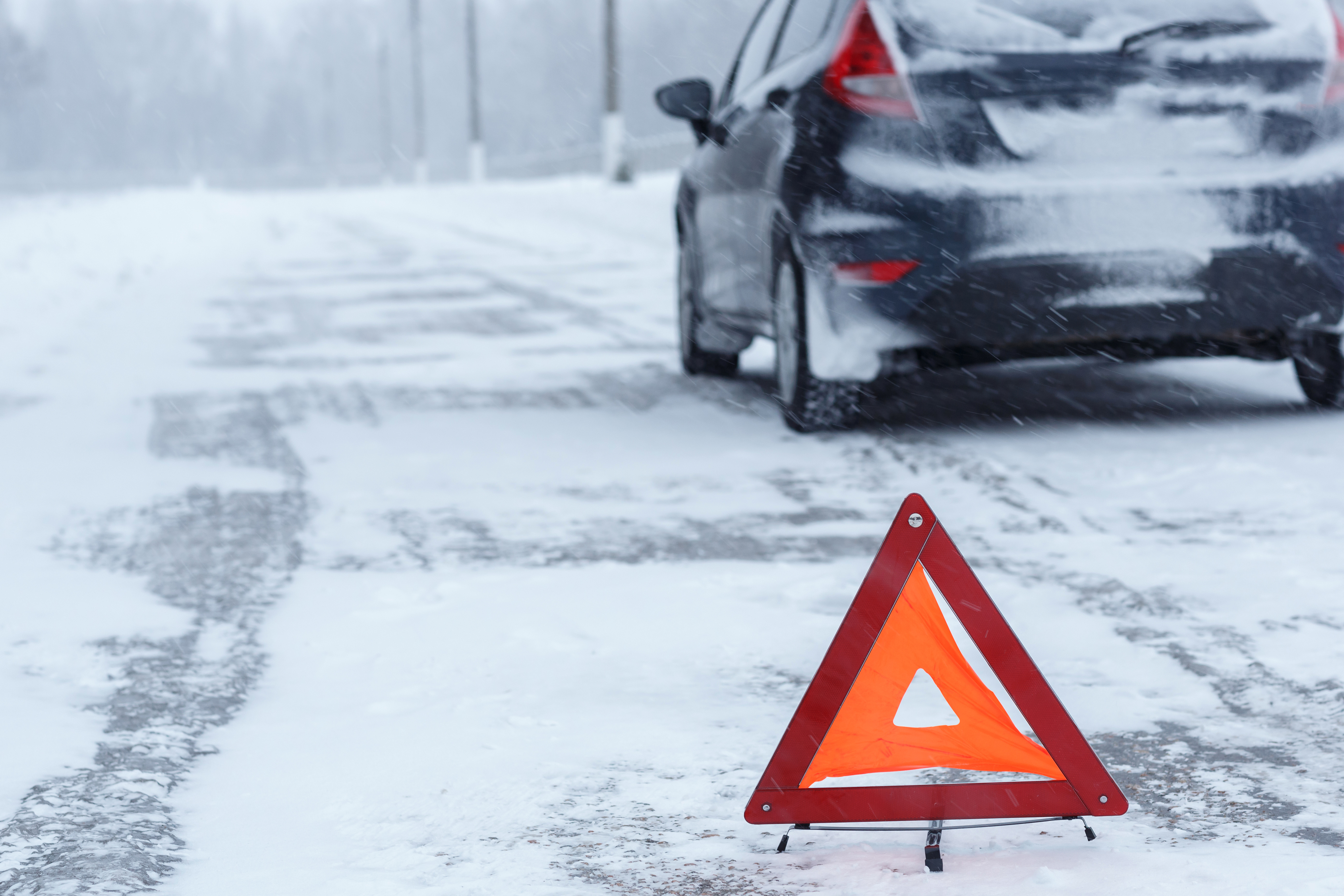 小技・豆知識編♪車でスキー&スノボに行くなら必見!安全な雪道ドライブの為に♪
