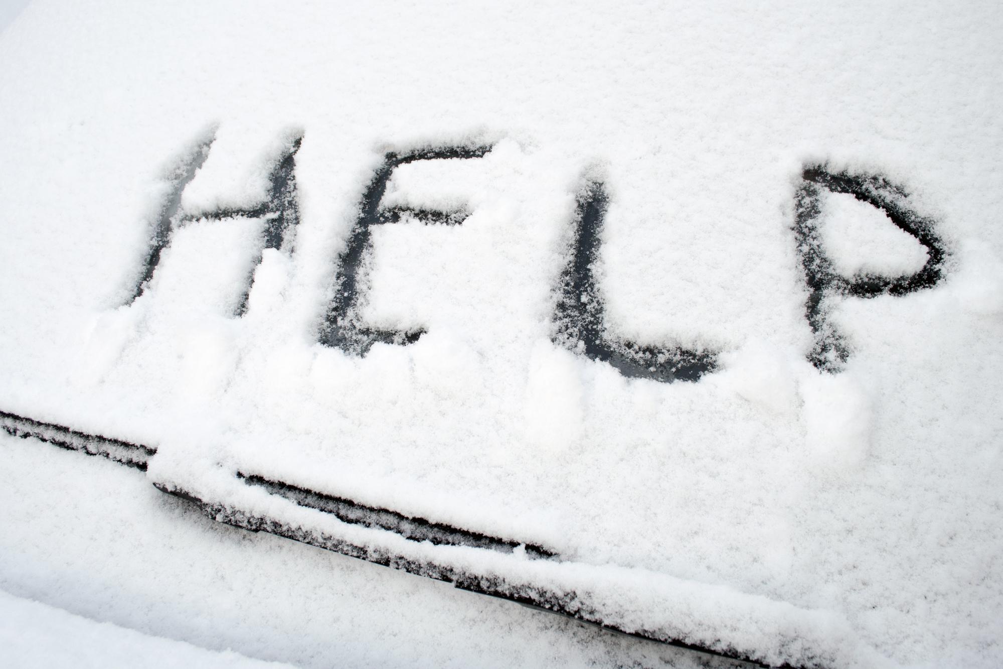 ありえない失敗から学ぶ編♪車でスキー&スノボに行くなら必見!安全な雪道ドライブの為に♪
