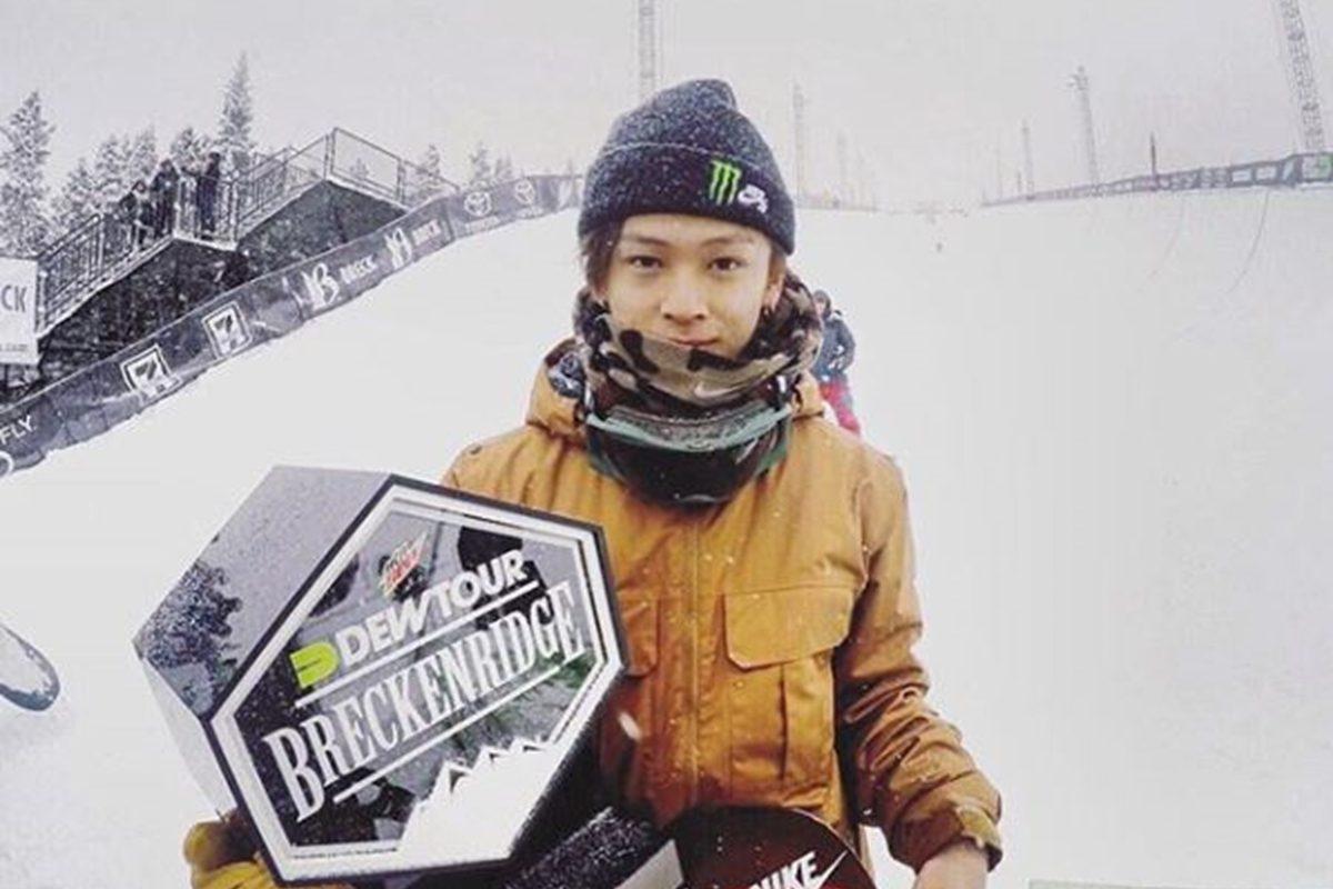 10代最後のオリンピックで金メダルへの挑戦!世界が認める天才スノーボーダー~平野歩夢~