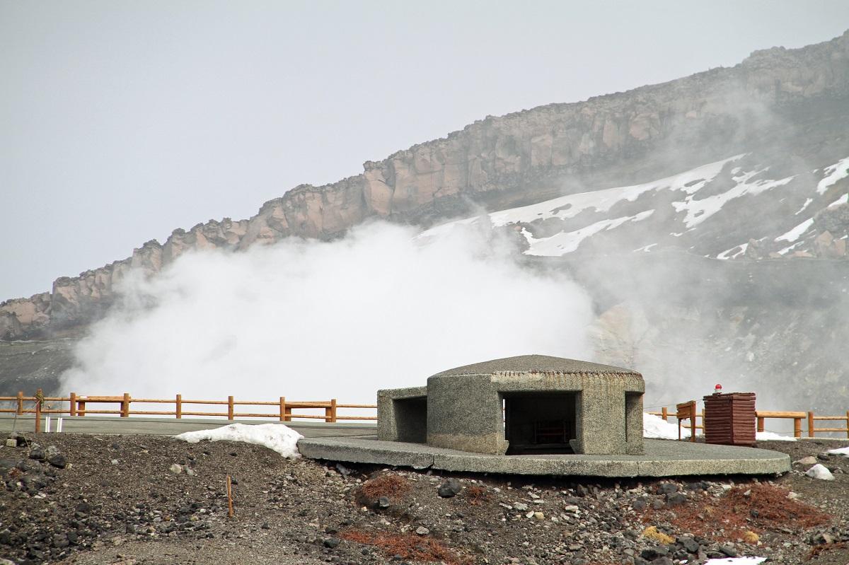 火山 噴火対策