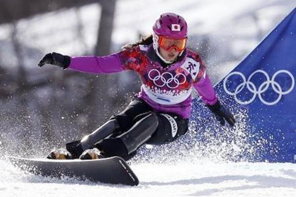 5大会連続出場で目指す金メダルへの集大成 女子スノーボードアルペン代表~竹内 智香~