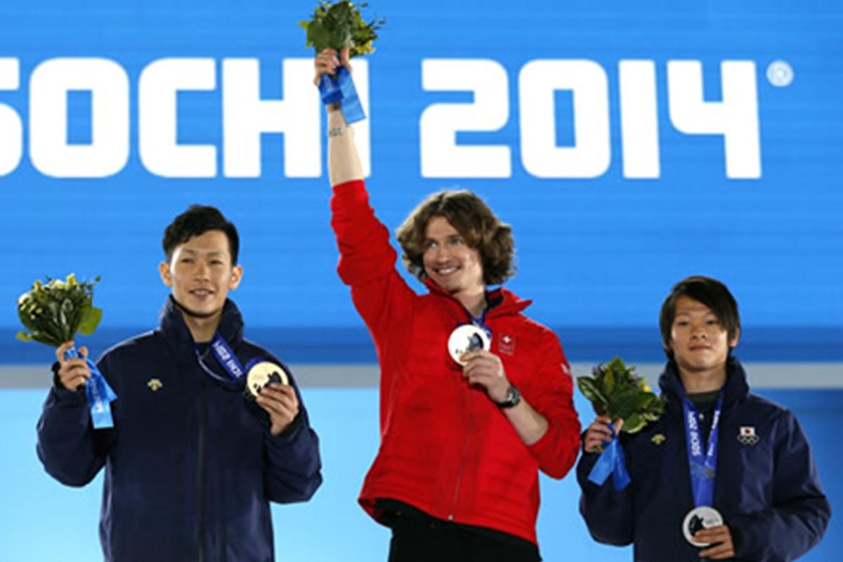 平野歩夢 銀メダル