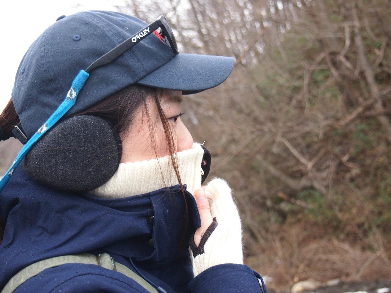 Ulvang ウルバンのRAVセーターを極寒の管理釣り場でお試し!使用感レビュー!