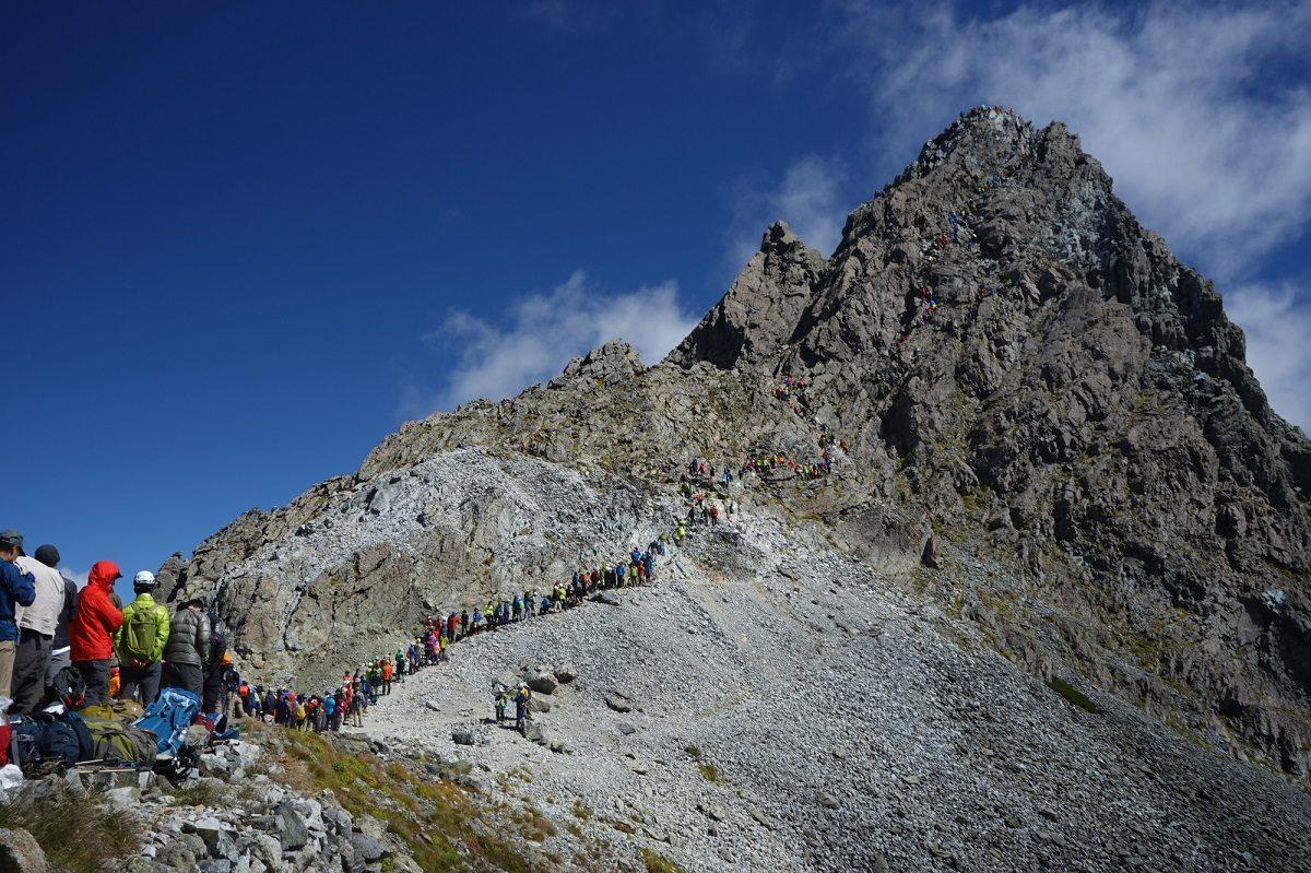 山で人命を救うプロッフェッショナル「山岳警備隊(警察)」の活動について