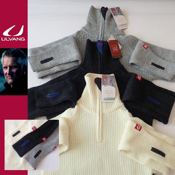 Ulvang ウルバンのRAVセーター