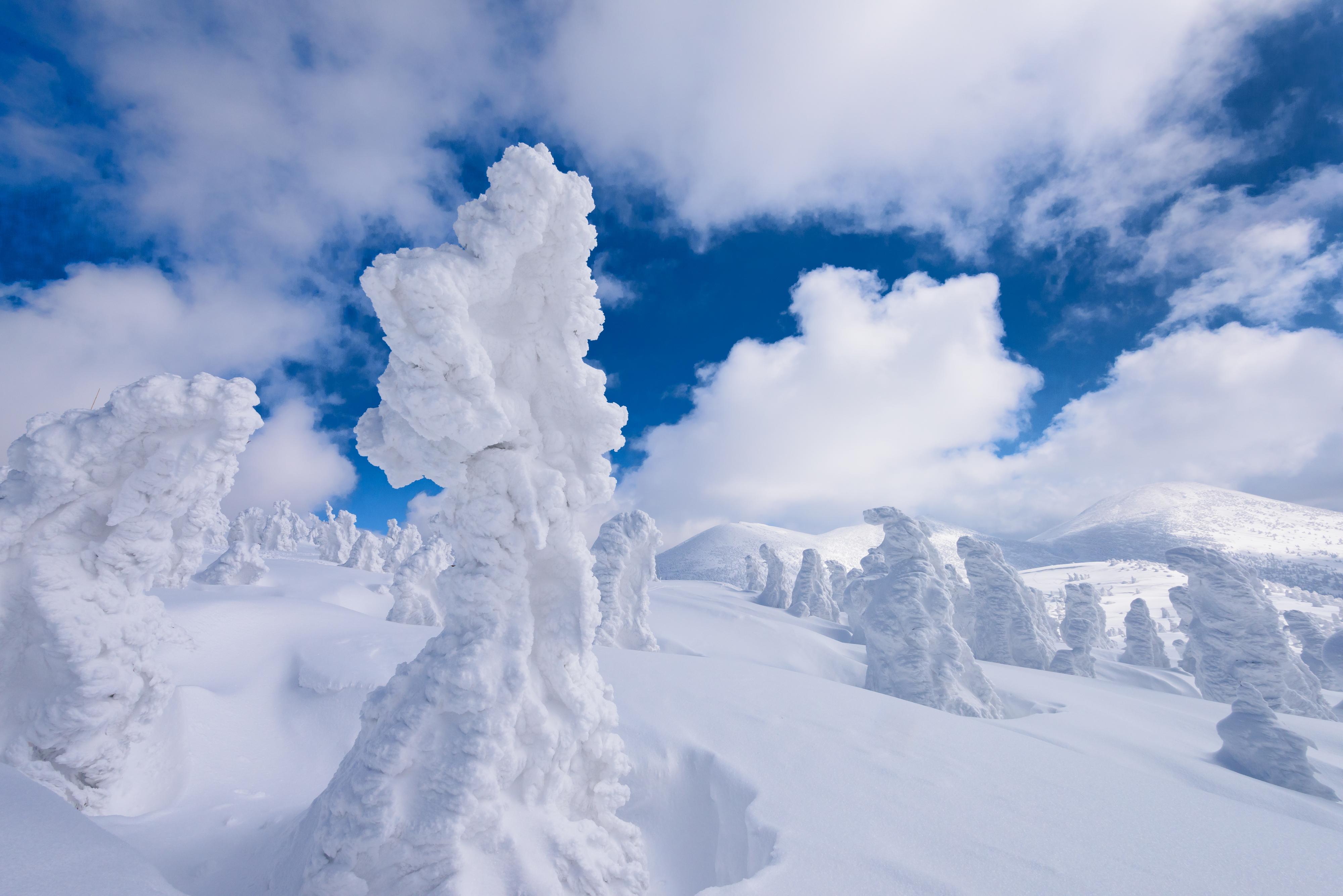 ラニーニャもエルニーニョもない今年のスキー場は雪不足?!雪がたくさん降るメカニズムと環境問題の関係は?