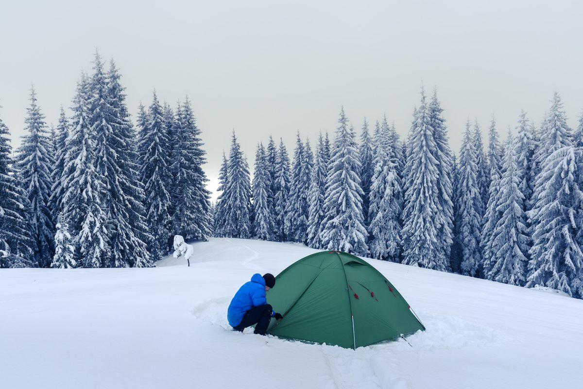 冬にしかできない楽しみがいっぱい! 『雪中キャンプ』の魅力とは?