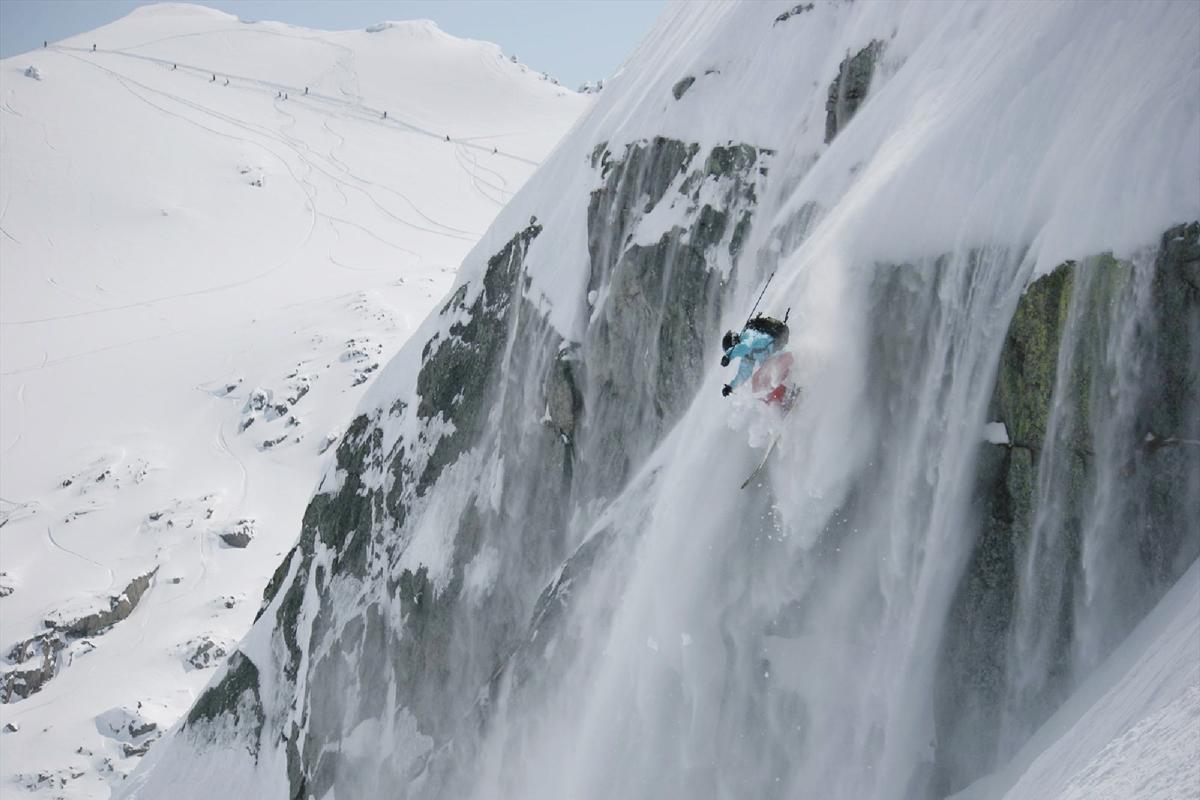 スキーベースジャンプ