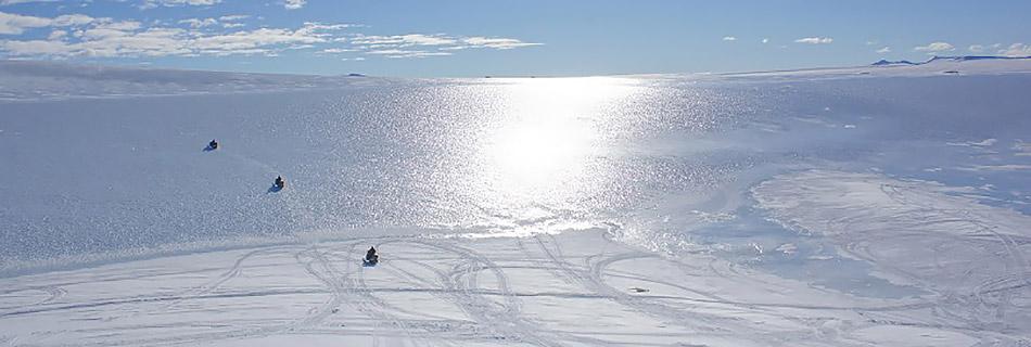 防寒具 南極