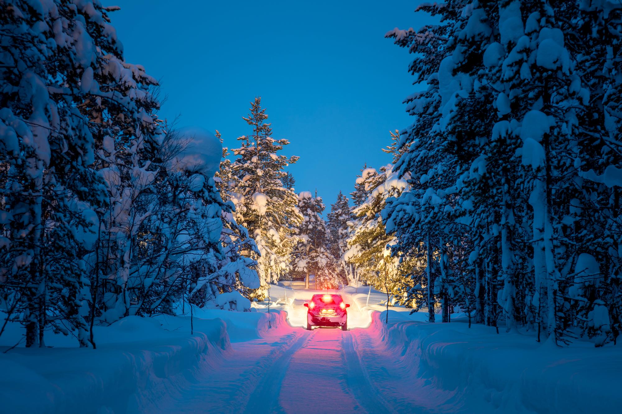 雪道走行の豆知識とアフターメンテ編♪車でスキー&スノボに行くなら必見!安全な雪道ドライブの為に♪