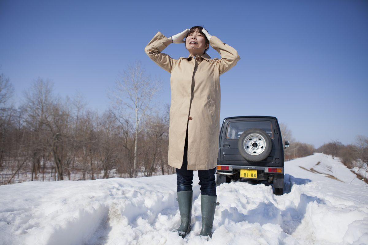 雪道走行のトラブルレスキュー編♪車でスキー&スノボに行くなら必見!安全な雪道ドライブの為に♪