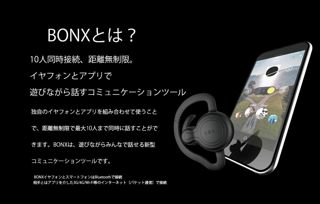 BONX Grip レビュー