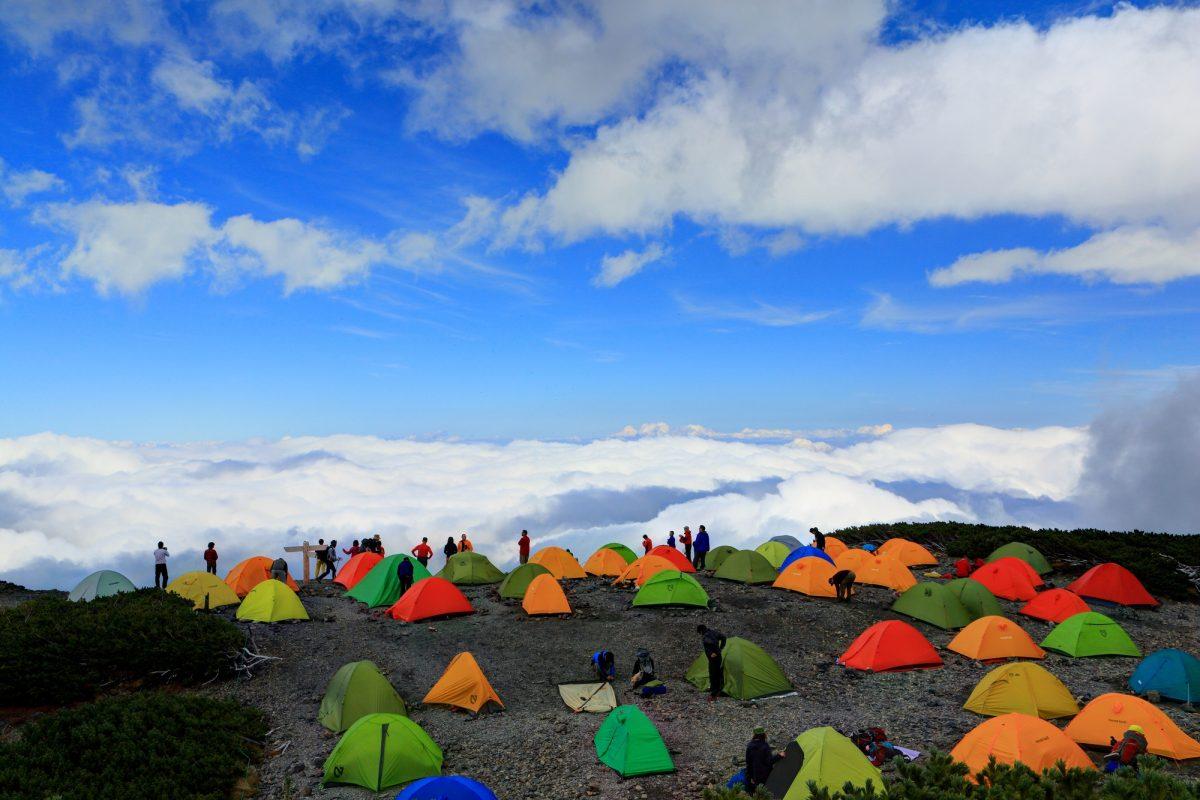 【ソロ登山デビュー!】登山用テントを買う前にレンタルサービスで試してみよう