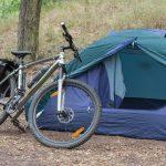ロードバイク・マウンテンバイクでツーリングキャンプに行こう♪テント選びのポイント&おすすめ3選