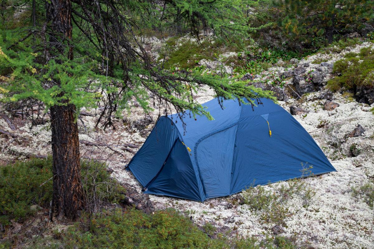 初心者 雪中キャンプ