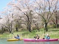 カヌー・カヤック体験(アース軽井沢アウトドアベース)