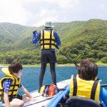 親子で楽しもう!アース軽井沢アウトドアベース主催の「春の新緑カヌー カヤック体験」