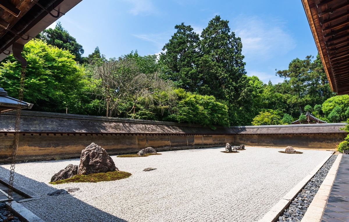 比叡山と大文字山
