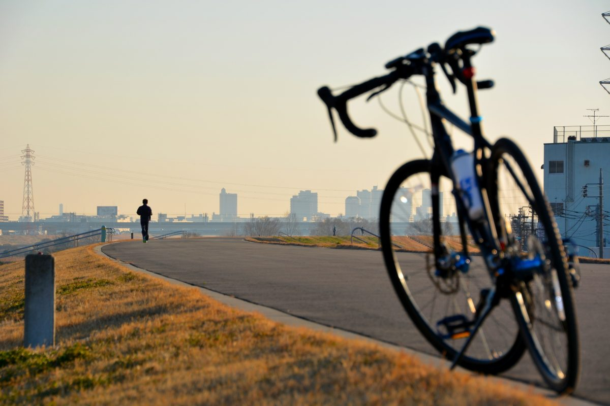 サイクリングロードだからといって気を抜くと危険!マナーを守って安全に走ろう!
