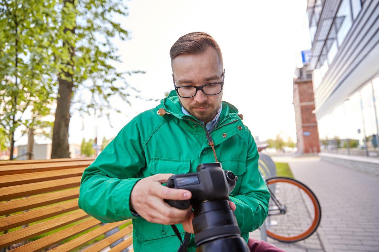 サイクリング カメラ